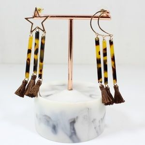 Jewelry - To The Moon and Back Earrings